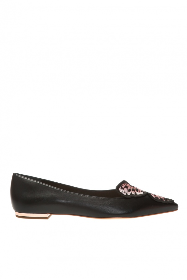 Sophia Webster 'Butterfly' leather shoes