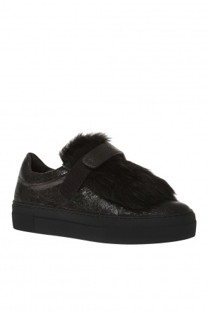 'victoire' platform sneakers od Moncler