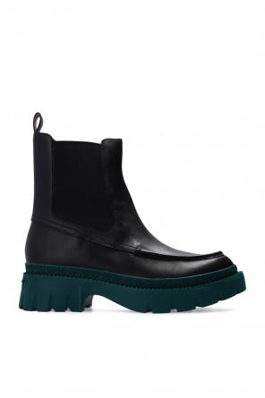 'jory' platform ankle boots od Coach