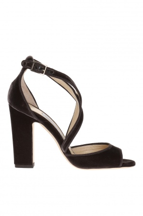 'carrie' heeled sandals od Jimmy Choo