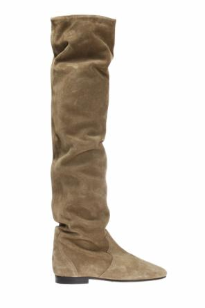 'ranald' over the knee boots od Isabel Marant