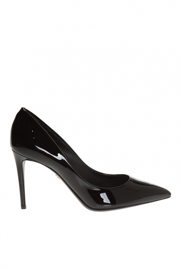 Dolce & Gabbana Pointed toe stiletto pumps
