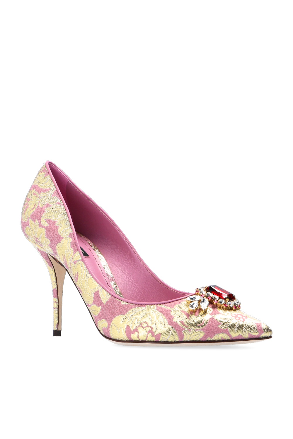 Dolce & Gabbana Stiletto pumps with logo