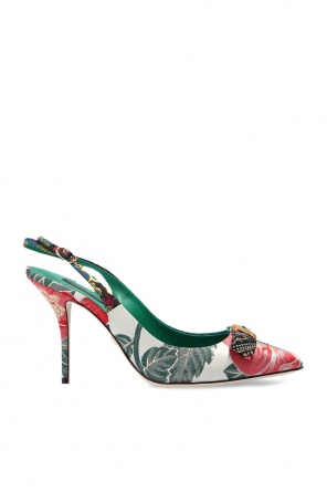 Pumps with logo od Dolce & Gabbana
