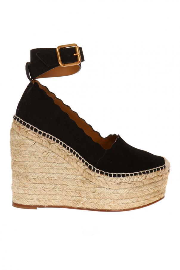 d15d9809cb2 Lauren  wedge sandals Chloe - Vitkac shop online