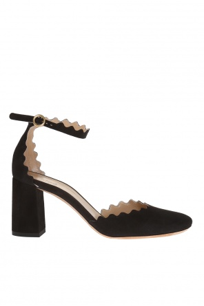 'lauren' heeled sandals od Chloe