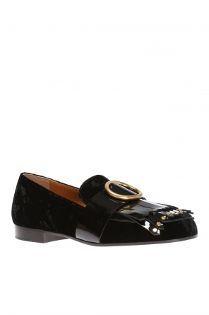 'olly' loafers od Chloe