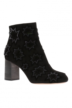 'harper' heeled ankle boots od Chloe