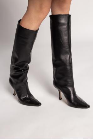 'chad' heeled boots od Jimmy Choo