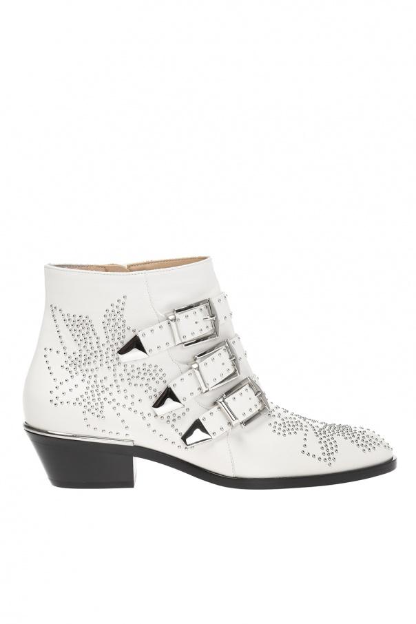 Chloe 'Susanna' heeled boots