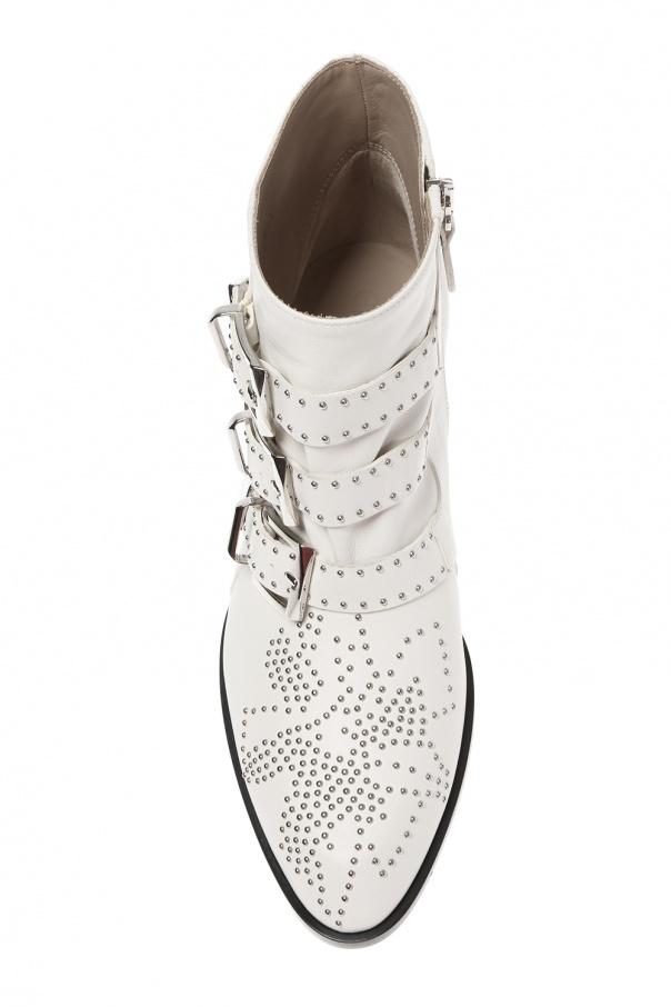 'susanna' heeled boots od Chloe