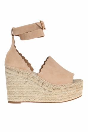 Wedge sandals od Chloe