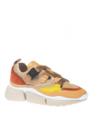 'sonnie' sneakers od Chloe