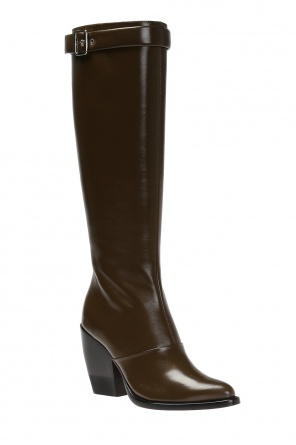Serina' thigh high,heeled boots od Chloe