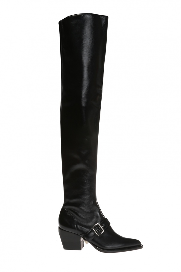 Chloé 'Rylee' Over-the-knee boots