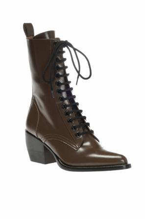 Lace-up ankle boots od Chloe