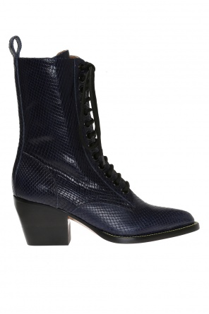 Rylee' high heeled ankle  boots od Chloe