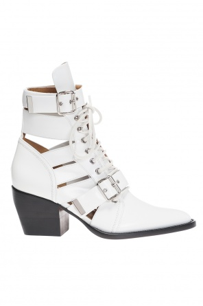 'rylee' heeled ankle boots od Chloe