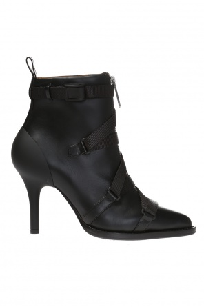 Tracy' heeled boots od Chloe