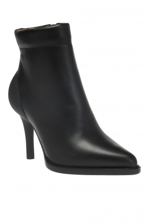 'tracy' stiletto-heeled ankle boots od Chloe