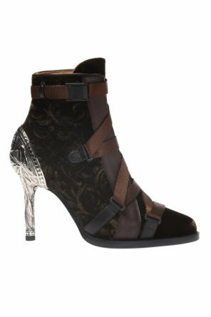 'tracy ' stiletto-heeled ankle boots od Chloe