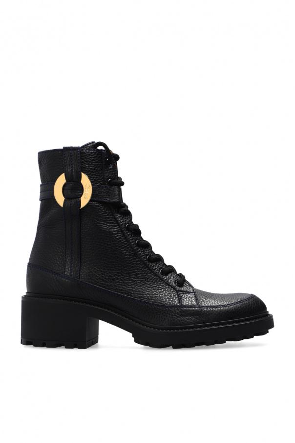 Chloé 'Darryl' heeled ankle boots