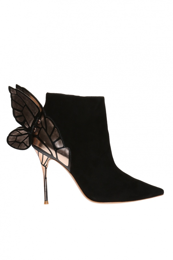 Sophia Webster 'Chiara' stiletto heel ankle boots