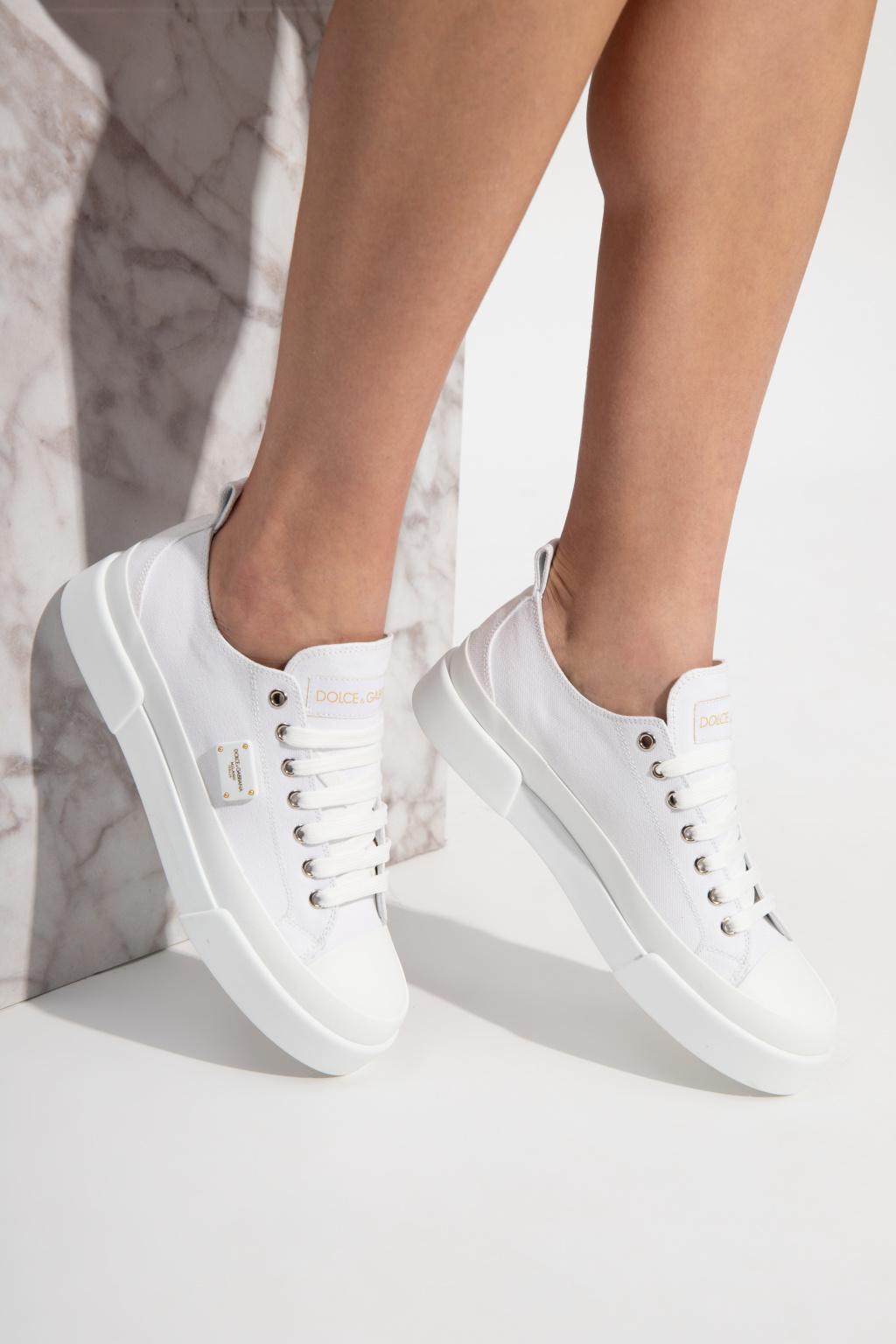Dolce & Gabbana 品牌运动鞋