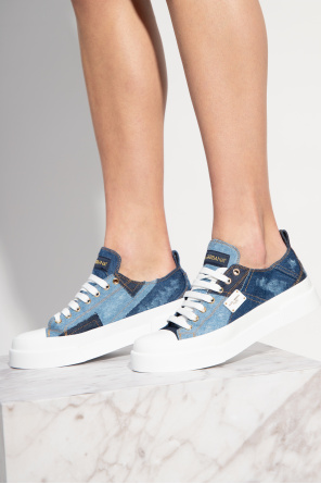 Sneakers with logo od Dolce & Gabbana