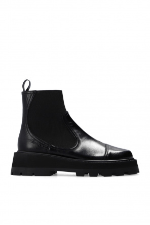 'clayton' platform boots od Jimmy Choo