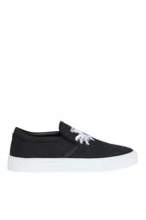 Patterned slip-on sneakers od Marcelo Burlon