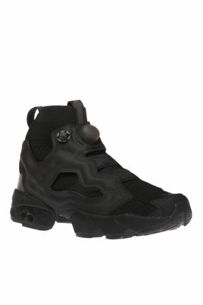 'instapump fury' high-top sock sneakers od Reebok