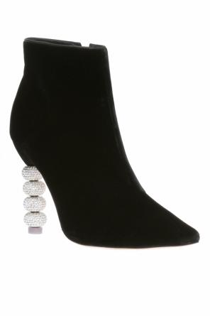 'coco' heeled ankle boots od Sophia Webster