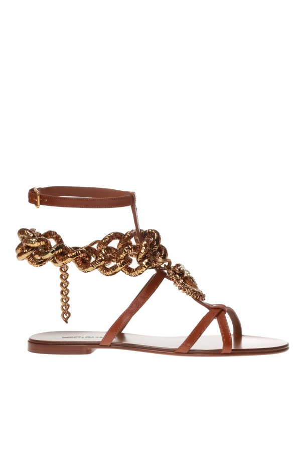 Dolce & Gabbana 'Devotion' sandals