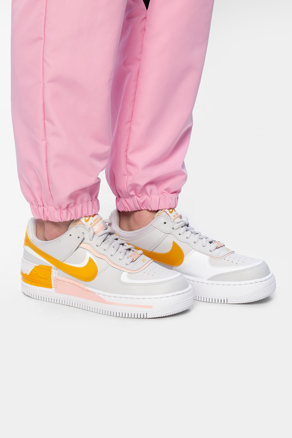 Air Force 1 Shadow Se Sneakers Nike Vitkac Singapore The women's shadow is bold reworking of nike's iconic air force 1, named after the doubling up of panels and most famous features. air force 1 shadow se sneakers nike