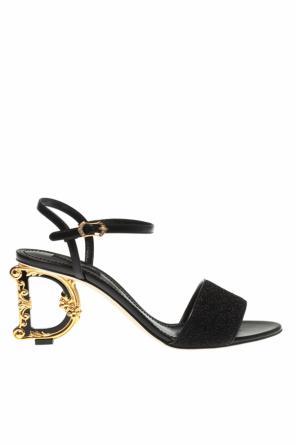c265a05ead9 ... Decorative heel sandals od Dolce   Gabbana