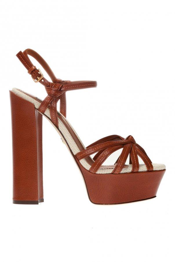 Dolce & Gabbana 厚底凉鞋