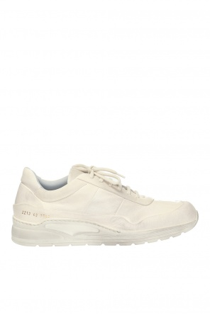 'cross' sneakers od Common Projects