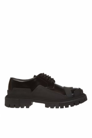 Lace-up platform shoes od Dolce & Gabbana