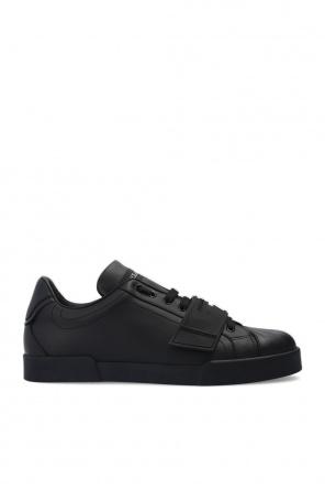 'portofino' lace-up sneakers od Dolce & Gabbana