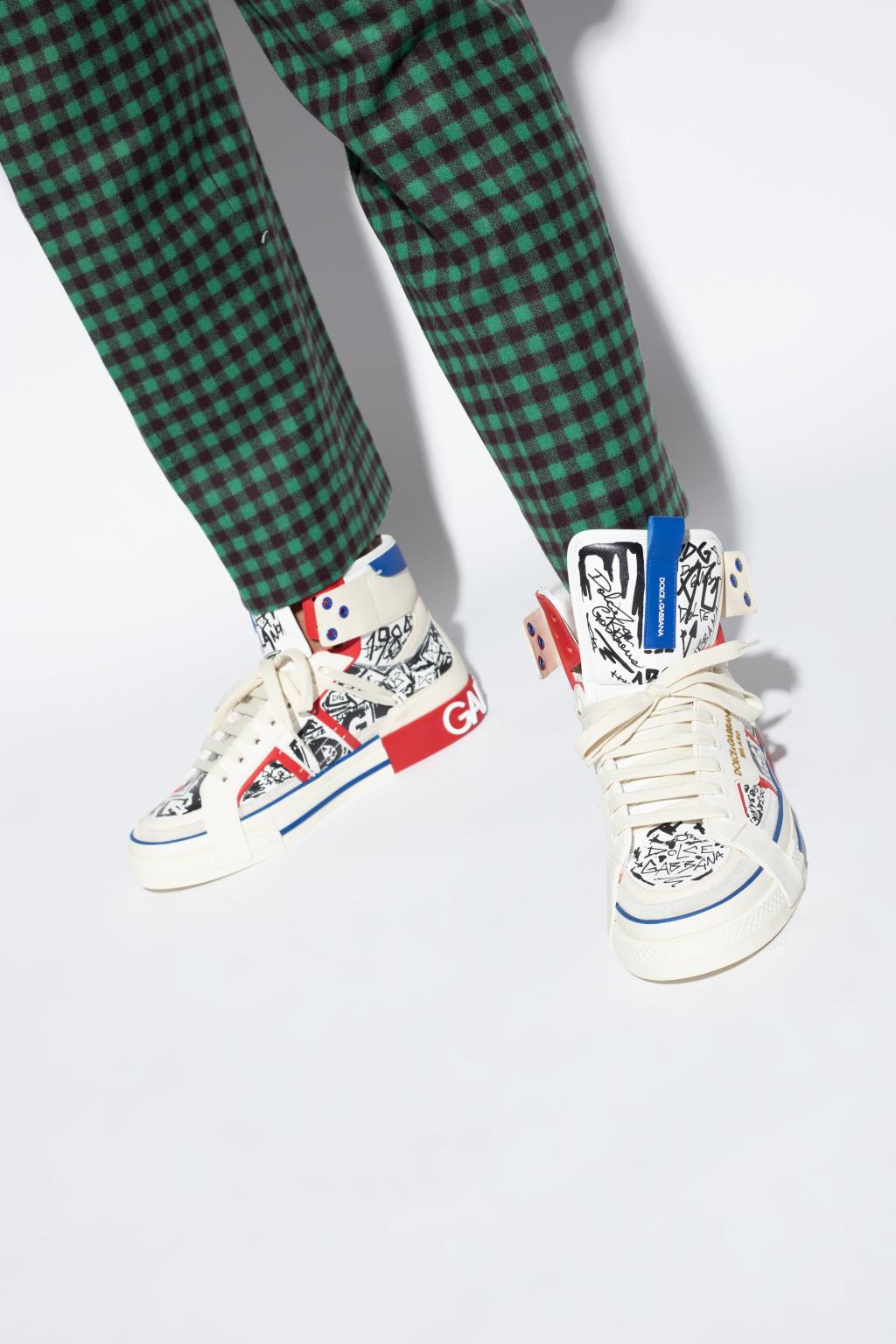 Dolce & Gabbana 'Custom 2.Zero' sneakers