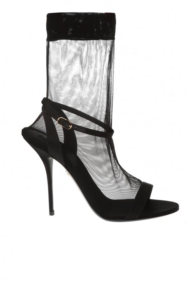 Dolce & Gabbana Stiletto heeled sandals