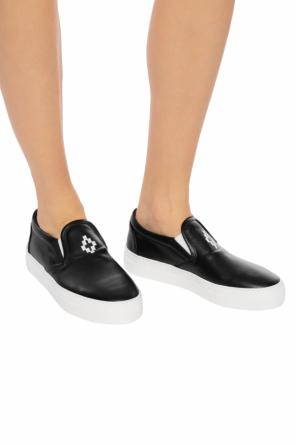 Slip-on sneakers with logo od Marcelo Burlon