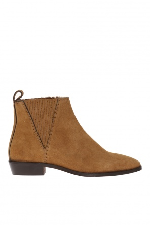 'd-annish' suede chelsea boots od Diesel
