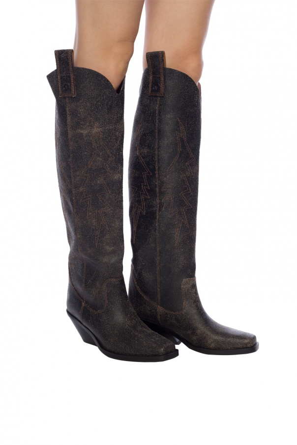 8c64504a22c Over-the-knee cowboy boots Diesel - Vitkac shop online