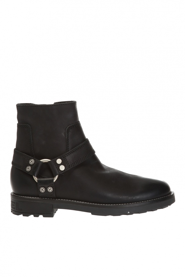 Diesel 'D-Throuper' ankle boots