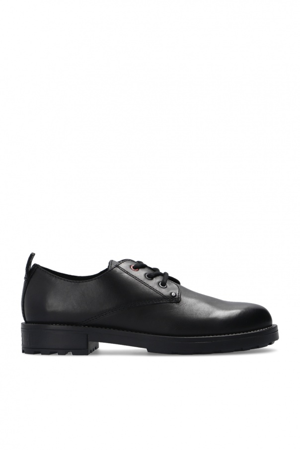 Diesel 'D-Throuper' leather shoes