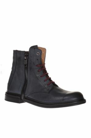 'd-zipphim' ankle boots od Diesel