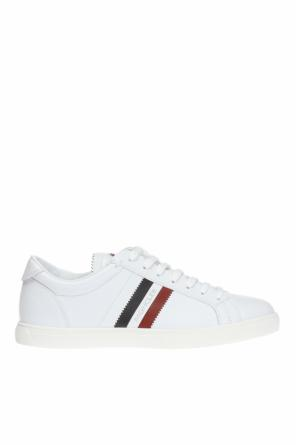 'la monaco' lace-up sneakers od Moncler