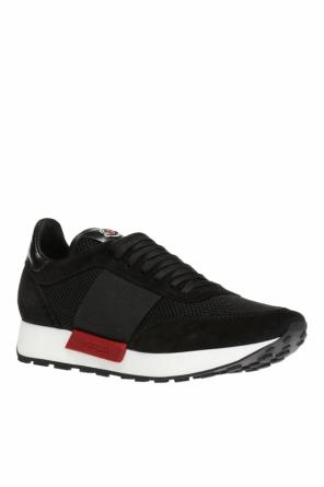 Lace-up mesh sneakers od Moncler